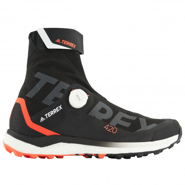 Adidas - Womens Terrex Free Hiker Gtx - Walking Boots Size 5  Grey