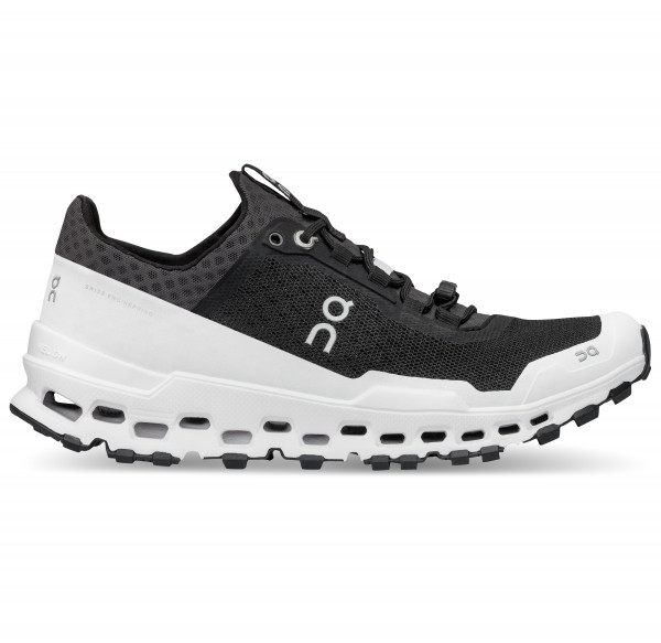 On - Cloudultra - Trail Running Shoes Size 44 5  Grey/black