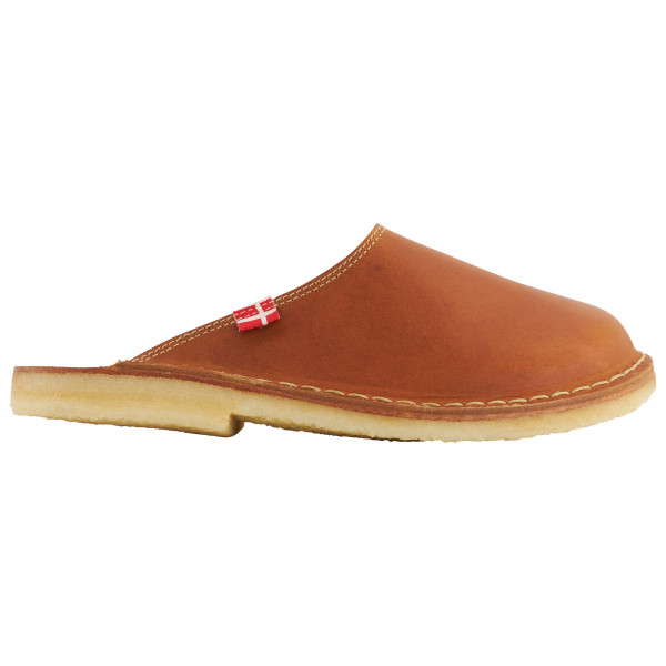 Duckfeet - Blavand - Sandals Size 46  Brown/sand/red
