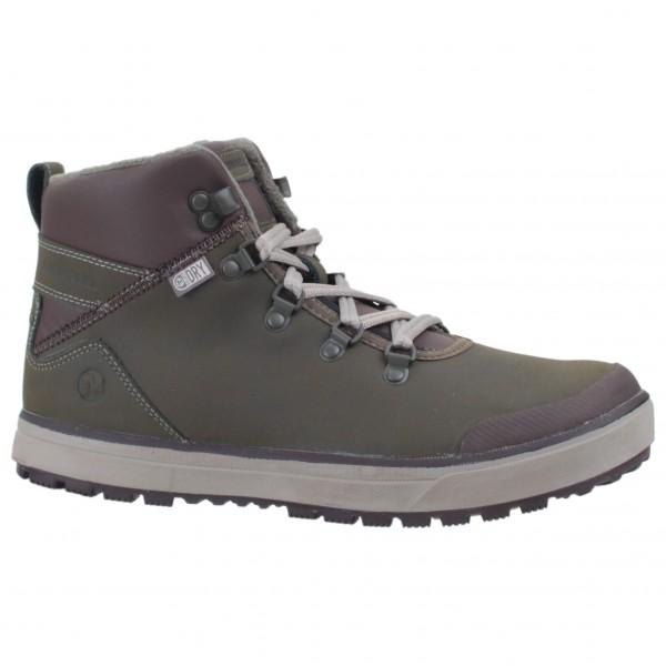 Merrell - Turku Trek Waterproof Sneaker Gr 41,5;43,5;44,5;46,5;47;49 schwarz/braun