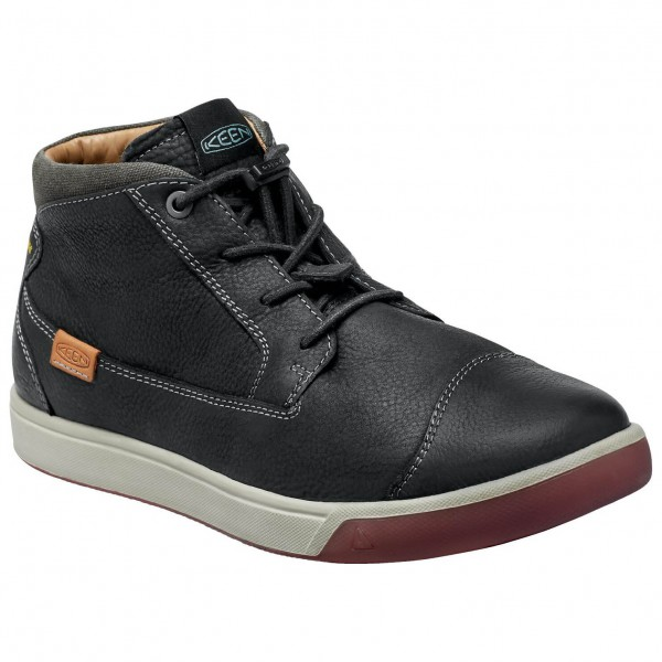Keen - Glenhaven Mid Sneaker Gr 10;12;13;14;8,5;9;9,5 braun/rot;schwarz