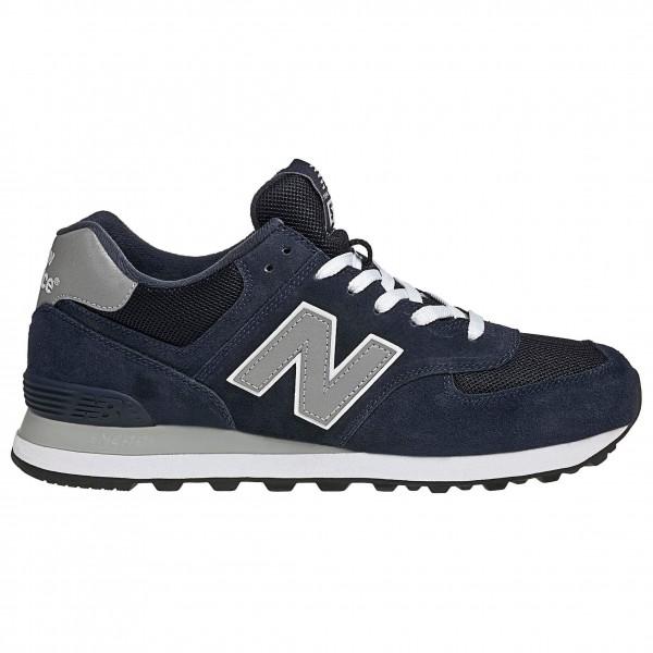 New Balance - M574 D Sneaker Gr 9 grau