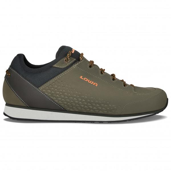 Lowa - Stanton Lo - Sneaker Gr 9 oliv Preisvergleich