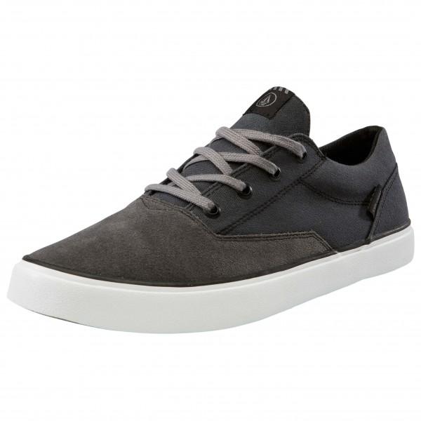 Volcom - Draw LO Suede Shoe - Sneaker 47 | EU 47 schwarz/braun V4011899