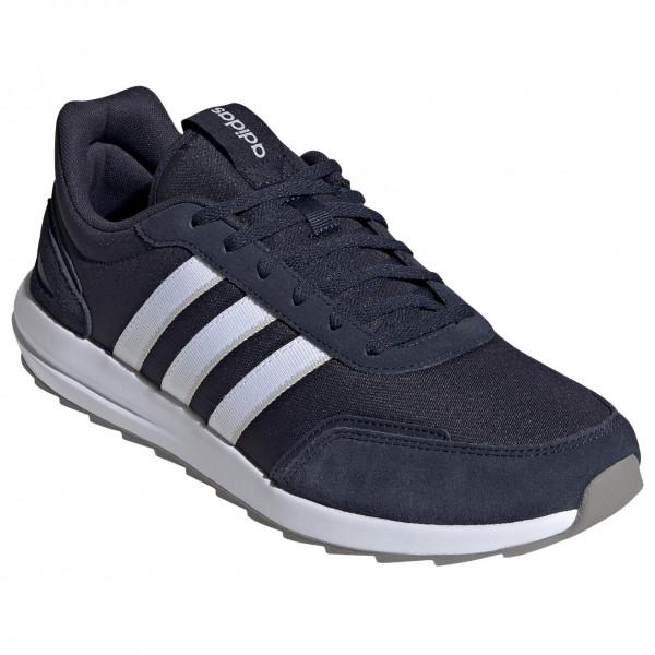 Adidas - Boys Essentials Linear Tee - Sport Shirt Size 128  Blue