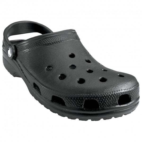 Crocs - Classic - Sandalen Gr M4 / W6 schwarz