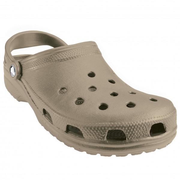 Crocs Classic Sandale de sport et de plein air taille M15, gris
