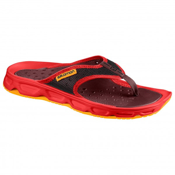 Salomon - Rx Break - Sandalen Gr 8 rot