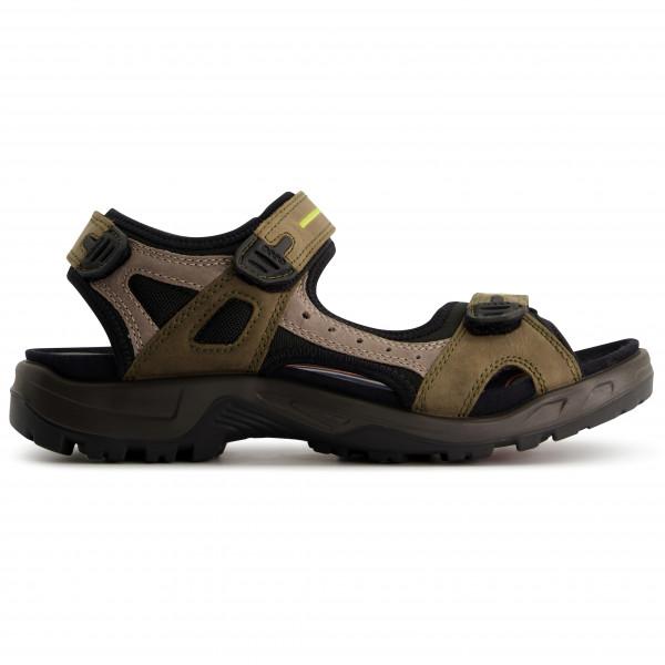 Ecco - Offroad Yucatan Sandal - Sandalen Gr 46 schwarz/grau