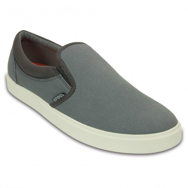 Crocs - Citilane Slip-On Sneaker Gr M13 grau Sale Angebote Remscheid