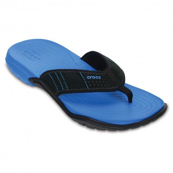 Crocs - Swiftwater Flip Outdoorsandalen Gr M11;M12;M13;M8 blau Sale Angebote Hermsdorf