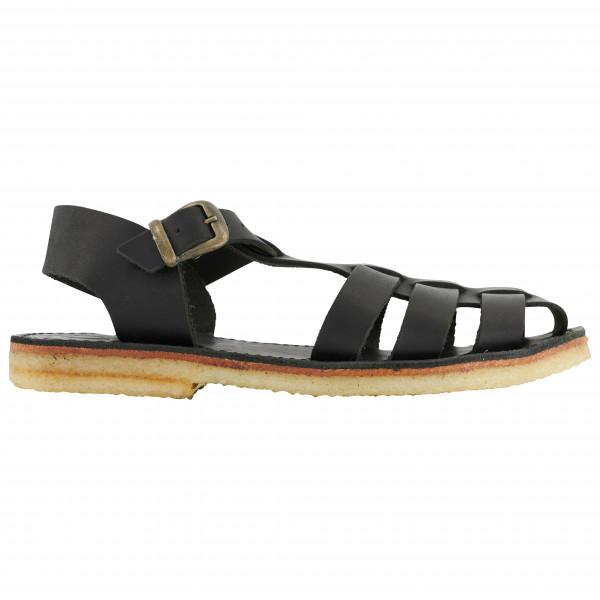 Duckfeet - Ringkbing - Sandals Size 37  Black