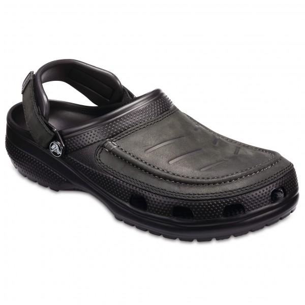 Crocs - Yukon Vista Clog Sandalen Gr M13 schwarz