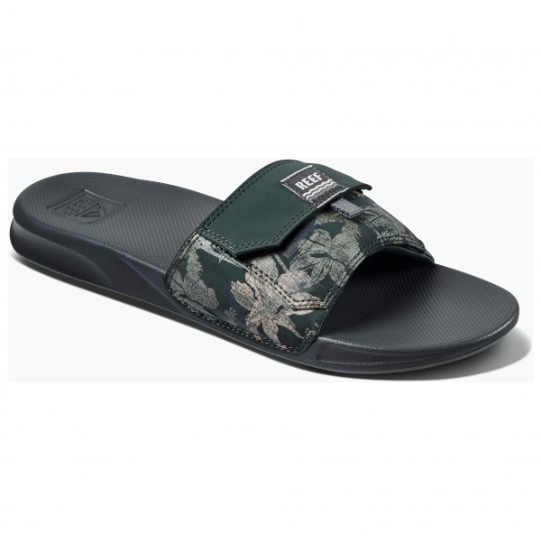 Reef - Reef Stash Slide - Sandals Size 12  Black