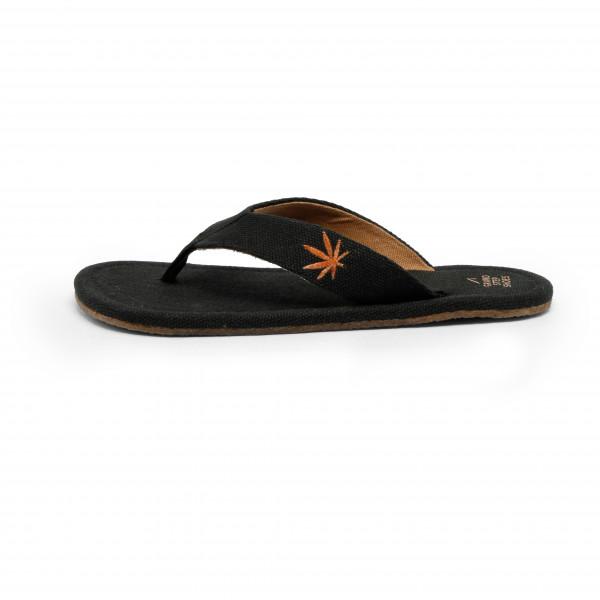 Grand Step Shoes - Harper - Sandals Size 37  Black