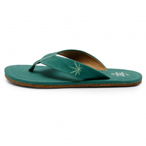 Grand Step Shoes - Harper - Sandals Size 36  Turquoise/olive