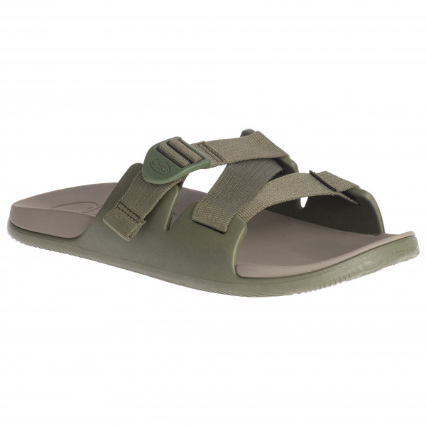Chaco - Chillos Slide - Sandals Size 47  Grey/olive