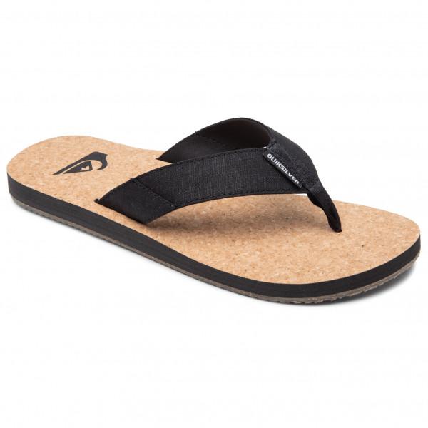 Quiksilver - Molokai Abyss Natural - Sandals Size 9 - Eu 42  Sand