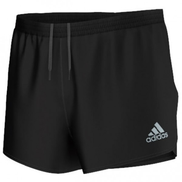 Adidas Sequencials CC Run Split Short M Joggingbroek maat XXL, black