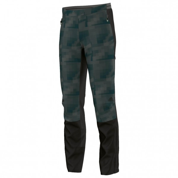 adidas TX Skyrunning Pant Fitted Fit Joggingbroek maat 54 utility ivy