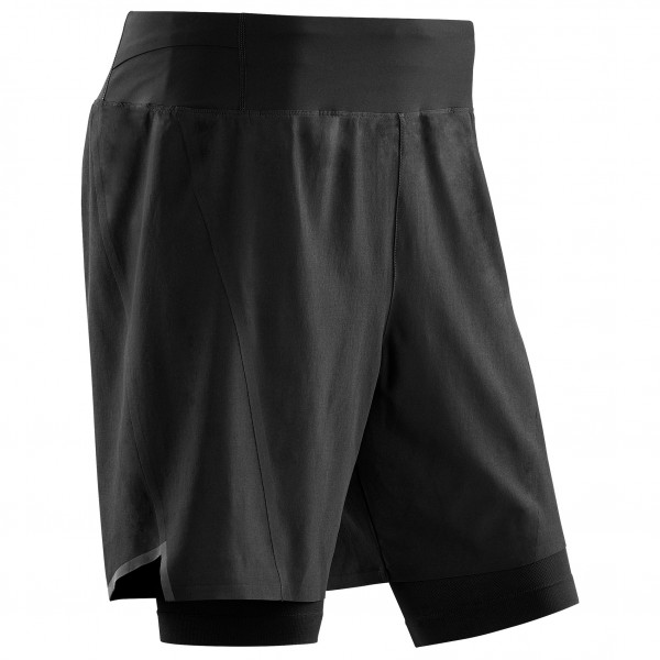 Cep - Run 2in1 Shorts 3.0 - Running Tights Size Ii  Black