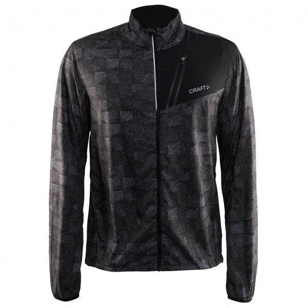 Craft - Devotion Jacket Laufjacke Gr L;S schwarz