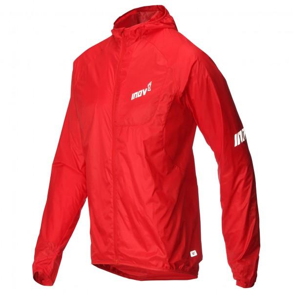 Inov-8 - AT/C Windshell Full-Zip Laufjacke Gr L rot Sale Angebote