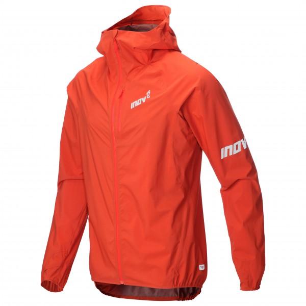 Inov-8 - Stormshell Fz M - Running Jacket Size Xl  Red