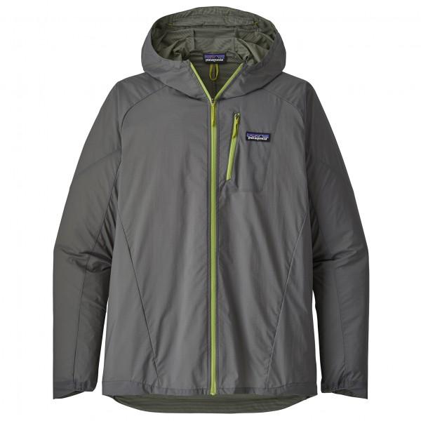 patagonia houdini air jacket joggingjack maat m grijs zwart kopen koop. Black Bedroom Furniture Sets. Home Design Ideas