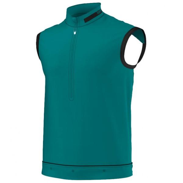 adidas TX Agravic Windlatz Jogging-bodywarmer maat 48;50 olijfgroen-blauw-grijs