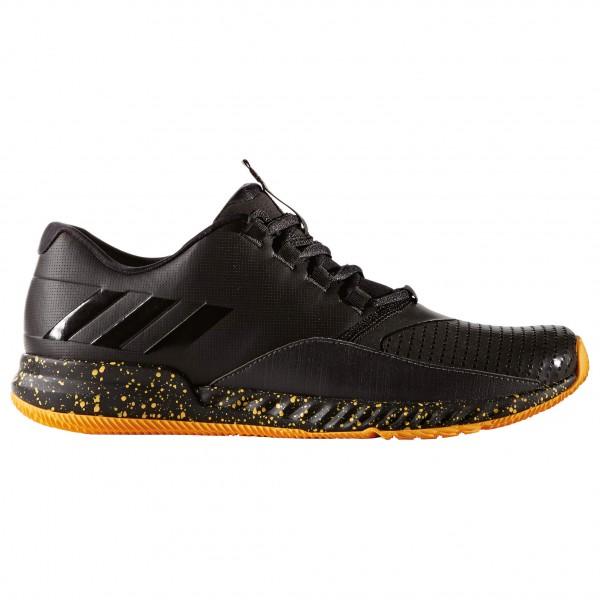 adidas Crazytrain Bounce Fitnessschoenen maat 12 zwart- solar gold