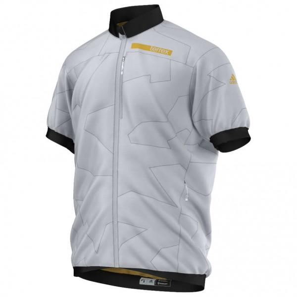 Adidas TX Agravic Primaloft Vest Synthetische bodywarmer maat 46, grey