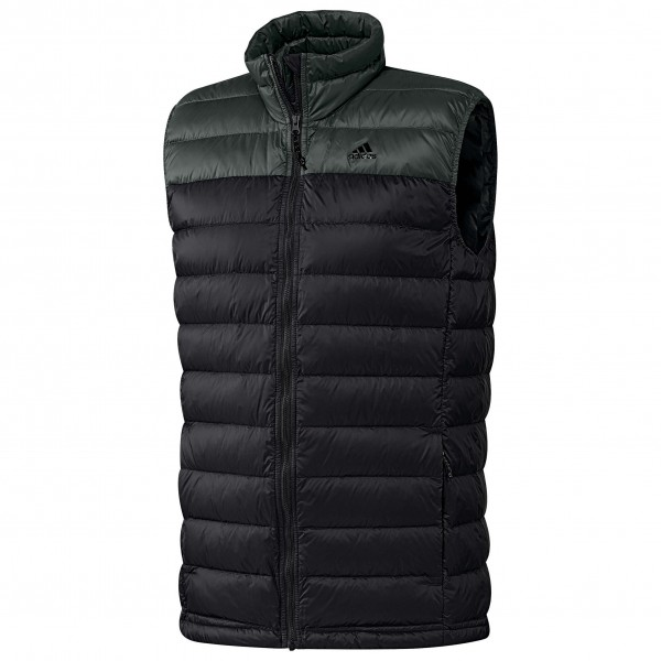 adidas Light Down Vest Donzen bodywarmer maat 50 zwart