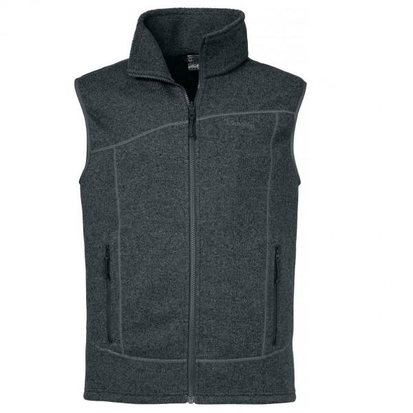 Schöffel - ZipIn! Fleece Vest Imphal - Fleeceweste Gr 46 schwarz