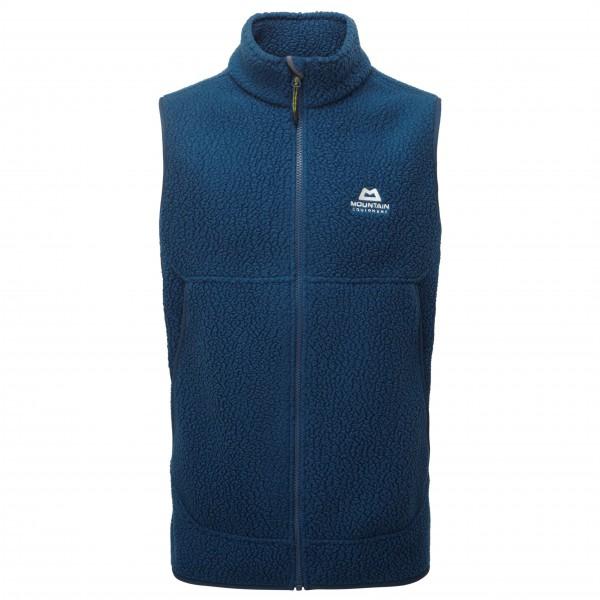 Mountain Equipment - Moreno Vest Fleeceweste Gr L;M;S;XL blau;schwarz/grau