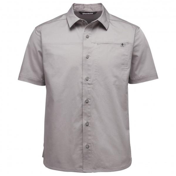 Black Diamond - S/S Stretch Operator Shirt - Hemd Gr L grau