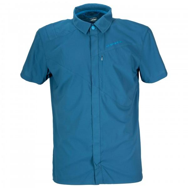 Griesen Angebote La Sportiva - Chrono Shirt Hemd Gr L;M;S;XL blau/gelb;braun/rot;blau