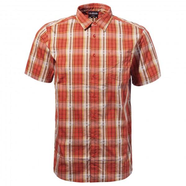 Sherpa - Seti S/S Shirt - Hemd Gr M rot/beige Preisvergleich