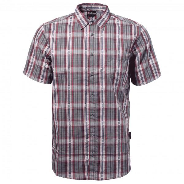 Sherpa - Seti S/S Shirt - Hemd Gr S grau Preisvergleich