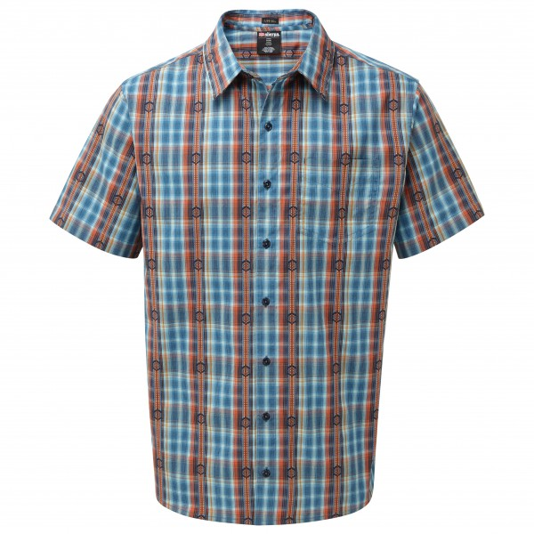 Sherpa - Seti S/S Shirt - Hemd Gr M grau Preisvergleich