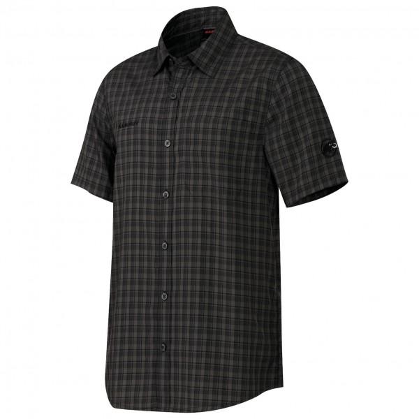 Mammut - Lenni Shirt - Hemd Gr S schwarz 1030-01830-5695