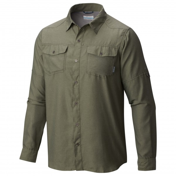 Columbia - Pilsner Peak II Long Sleeve Shirt - Hemd