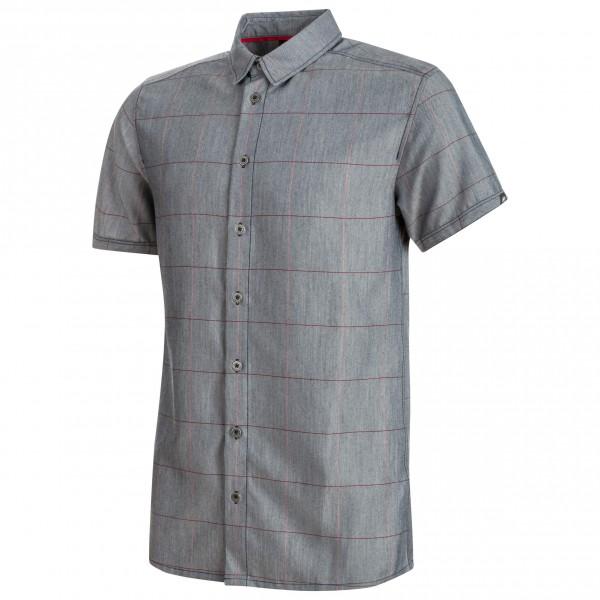 Mammut - Alvra Shirt Hemd Gr M S grau  - Angebot günstig kaufen