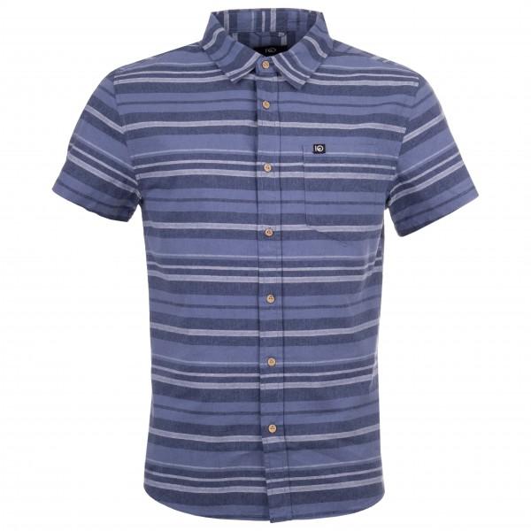 tentree - Blackstrap Stripe - Hemd Gr XL vintage indigo