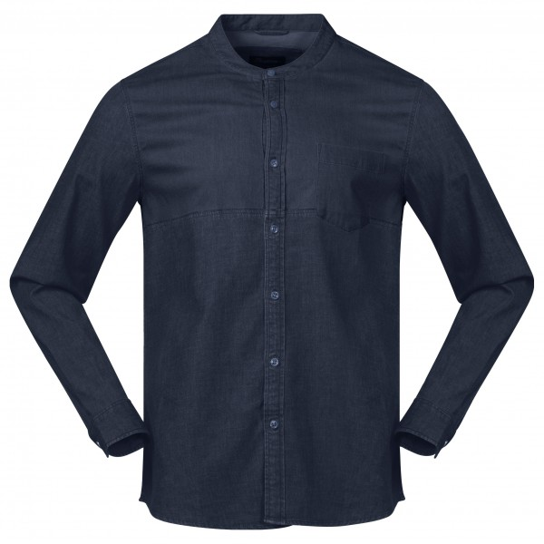 Zwart Overhemd Kopen.Aanbieding Bergans Oslo Shirt Overhemd Maat L Zwart Bergans Met
