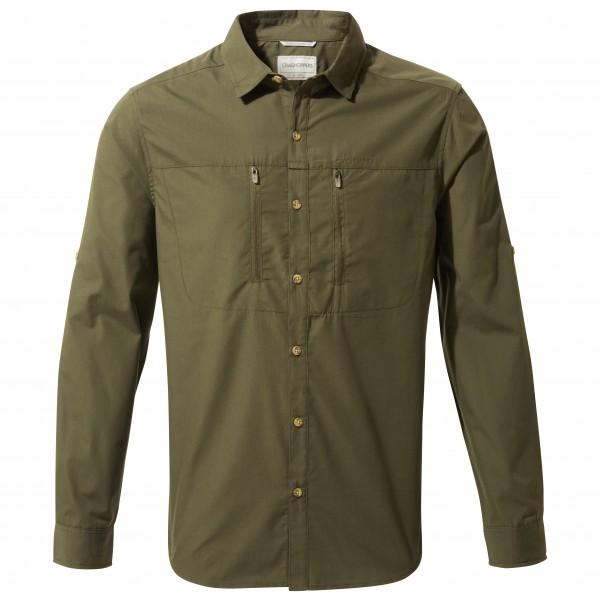 Craghoppers - Boulder L/S Shirt - Hemd Gr XXL oliv CMS702   2AT90