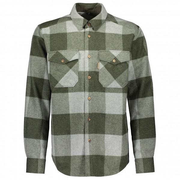 Sasta - Alaska Shirt - Shirt Size M  Grey/olive