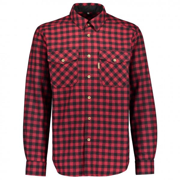 Sasta - Alaska Shirt - Hemd Gr 3XL rot/rosa/lila 07-0088 -0565-1