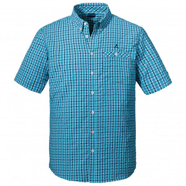 #Schöffel – Shirt Kuopio3 – Hemd Gr 48;50;54;60;64 türkis/grün;blau#
