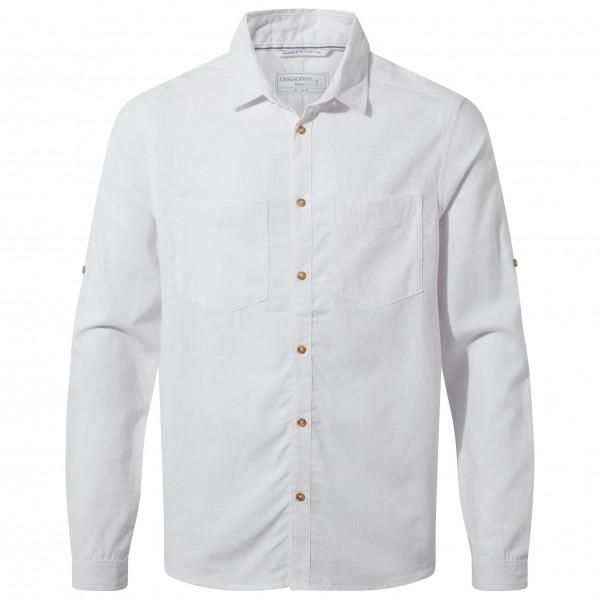 Craghoppers - Villar L/S Shirt - Hemd Gr L;M;XL;XXL grau CMS653